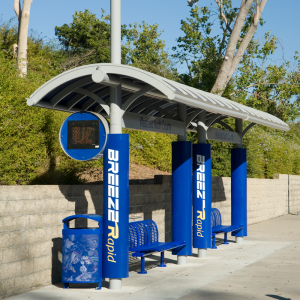Best In Class Bus Shelters Solar Solutions And Ooh Digital Displays