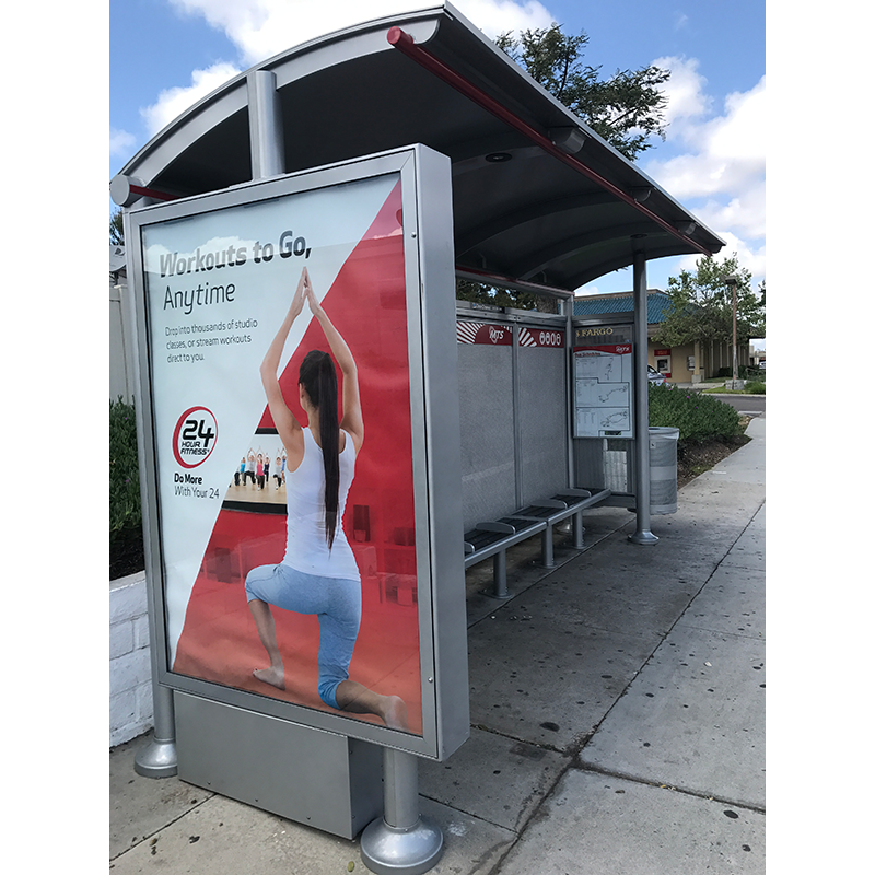 Best In Class Bus Shelters Solar Solutions And Ooh