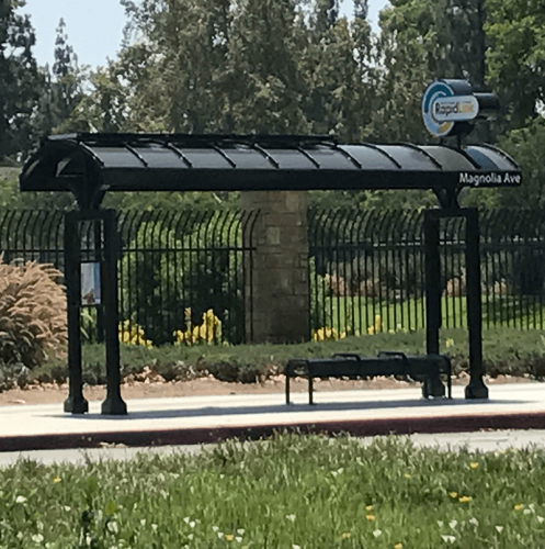Riverside RapidLink Bus Rapid Transit Shelter-2
